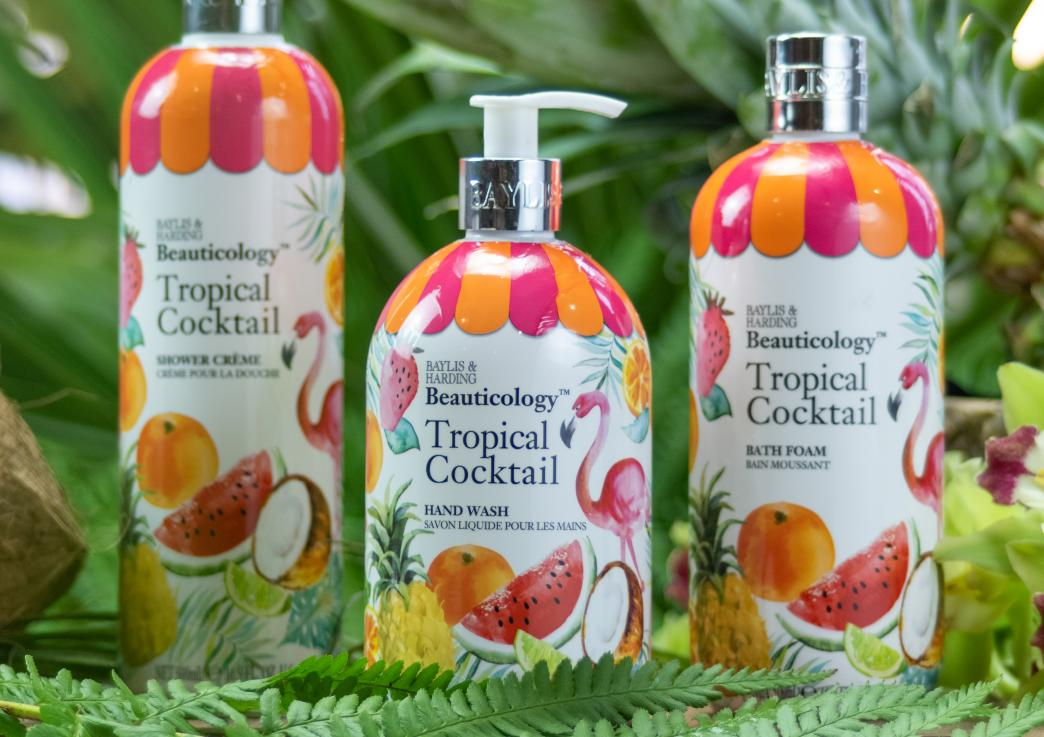 Image for Tropical Cocktail